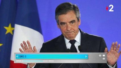 François Fillon, les slips