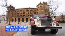 Car Fanatic? Tour Madrid in a '30s classic turned electric vehicle