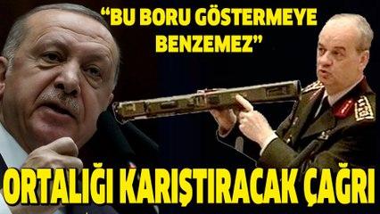 Erdoğan'dan olay İlker Başbuğ çağrısı! CHP'den zehir zemberek tepki