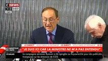 """Abus sexuels dans le patinage - Le président de la fédération, Didier Gailhaguet, lors de sa conférence de presse: """"Je suis un homme imparfait mais je suis un homme clean"""" - VIDEO"""