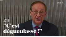 """Gailhaguet refuse de jeter l'éponge car """"pour être démissionnaire, il faudrait que j'ai commis une faute"""""""