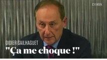 """Gailhaguet choqué que """"toutes les personnes qui doivent se plaindre s'adressent à 'L'Obs'"""""""
