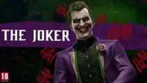 Mortal Kombat 11 - Bande-annonce de lancement du Joker