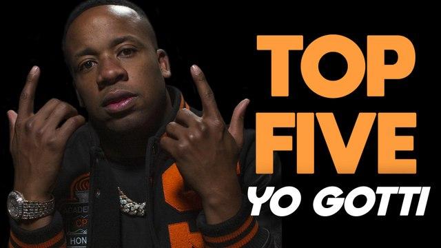 Yo Gotti shares his top five hustlers
