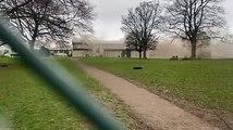 Liberton Primary fire
