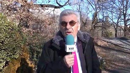Hautes-Alpes : Roger Grimaud candidat à sa propre succession à La Saulce