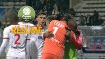 Paris FC - AC Ajaccio (2-3)  - Résumé - (PFC-ACA) / 2019-20