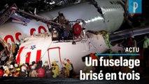 Turquie : un accident d'avion fait au moins 3 morts et des dizaines de  blessés