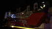 Exercice incendie à la gendarmerie de Carhaix-Plouguer