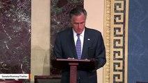 Mitt Romney Says He Will Vote To Convict Trump