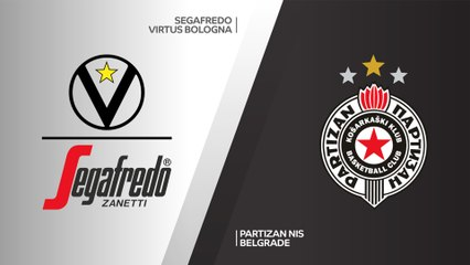 7Days EuroCup Highlights Top 16, Round 5: Virtus 82-84 Partizan