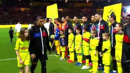 Mbappé vs Nantes (HD)