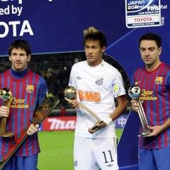 Neymar, una carrera llena de títulos, magia y fútbol