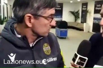 Lazio-Verona, le parole di Juric