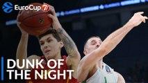 7DAYS EuroCup Dunk of the Night: Ayberk Olmaz, Galatasaray Doga Sigorta Istanbul