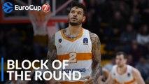 7DAYS EuroCup Block of the Round: Chris Babb, Promitheas Patras