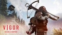 Vigor: Season 2 - Hunters Gameplay Trailer (2020)