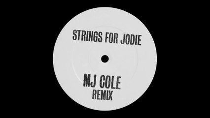 MJ Cole - Strings For Jodie