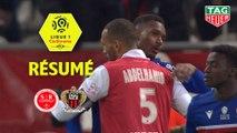 Stade de Reims - OGC Nice (1-1)  - Résumé - (REIMS-OGCN) / 2019-20