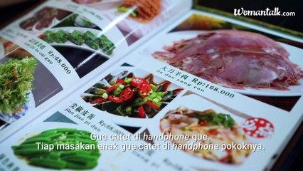 Rekomendasi Chinese Food Muslim Autentik di Jakarta Kota - Yummy Pick #1