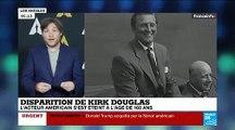 Dernier monstre sacré d'Hollywood et acteur inoubliable de Spartacus, Kirk Douglas est décédé cette nuit à l'âge de 103 ans
