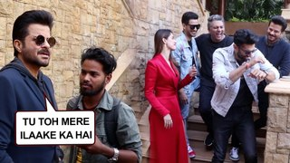 Anil Kapoor FUNNIEST Conversation With Media Photographers | Malang | Disha Patani, Aditya Roy Kapur