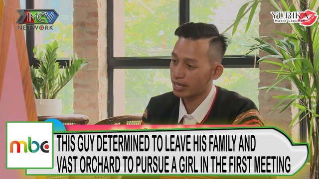THIS GUY DETERMINED TO LEAVE HIS FAMILY AND VAST ORCHARD TO PURSUE A GIRL IN THE FIRST MEETING