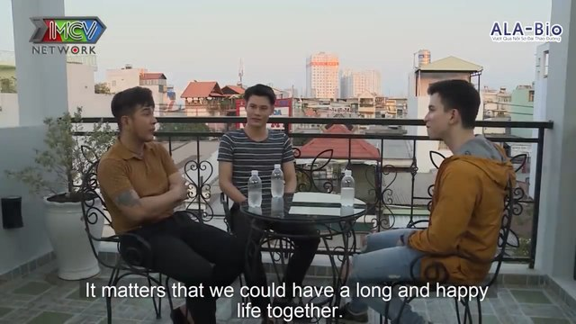 A Gay couple's feelings after happy wedding - REAL LIFE