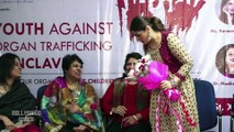 Raveena Tandon Join Save Children Campaign For Organ Traffickers