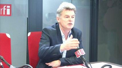 Fabien Roussel - RFI jeudi 6 février 2020
