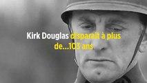 Kirk Douglas disparaît à plus de...103 ans