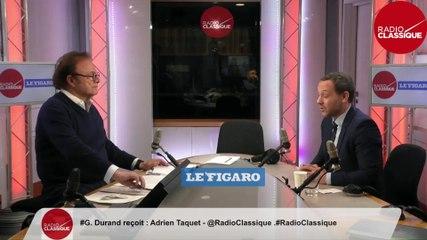 Adrien Taquet - Radio Classique jeudi 6 février 2020