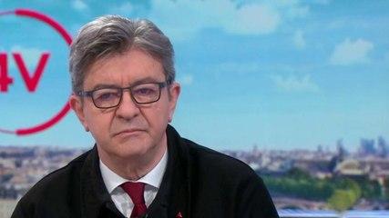 Jean-Luc Mélenchon - France 2 jeudi 6 février 2020