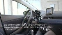 Der Mazda2 2020 - Das Interieur Design
