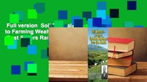 Full version  Soil Minerals: The Key to Farming Wealth and Your Own Health  Best Sellers Rank : #5