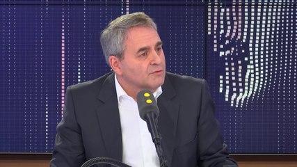Xavier Bertrand - Franceinfo jeudi 6 février 2020