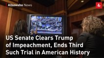US Senate Clears Trump of Impeachment, Ends Third Such Trial in American History