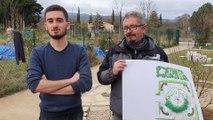 Gignac : les BTS du lycée agricole  installent un jardin thérapeutique à l'Ehpad