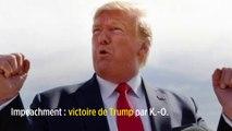 Impeachment : victoire de Trump par K.-O.