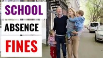 School - Figures reveal the school areas that are fine parents the most