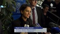 Reportage - Najat Vallaud-Belkacem prend parti à Grenoble