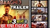 BAAGHI 3-TRAILER REVIEW- TIGER SHROFF, SHRADDHA KAPOOR, RITEISH DESHMUKH