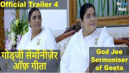 Kumar Sanu , Sadhna Sargam - Official Trailer 4| God Jee Sermoniser of Geeta