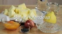 Receta de salsa holandesa