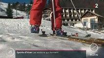 Hautes-Alpes : une station de ski va fermer définitivement faute de neige