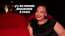 """""""J'ai appris que j'étais forte"""", Aïcha, rare femme éboueure à Paris se confie"""