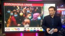 Coronavirus Ten passengers on cruise ship test positive for virus  - BBC News