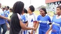 Handball | Lancement du tournoi des institutrices