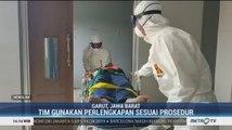 Antisipasi Virus Corona, RSUD dr Slamet Lakukan Simulasi Penanganan Pasien Suspect Corona