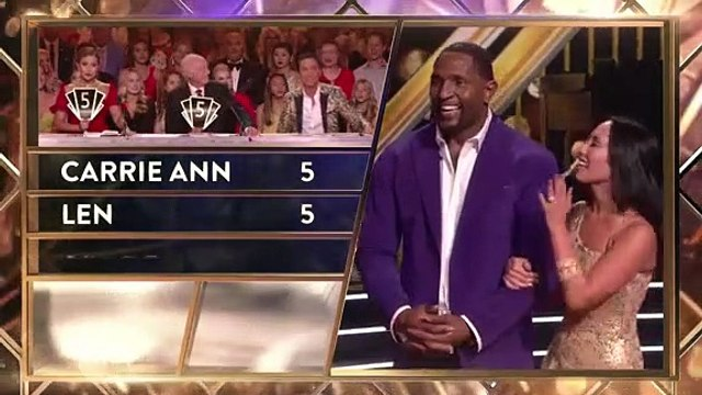 dancing with the stars s28e01 part 2